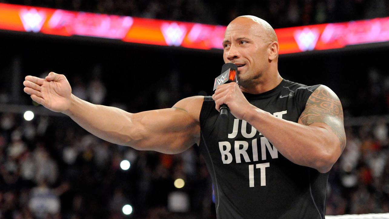 The Rock Could Run For Pres