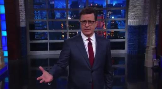 Colbert Attack