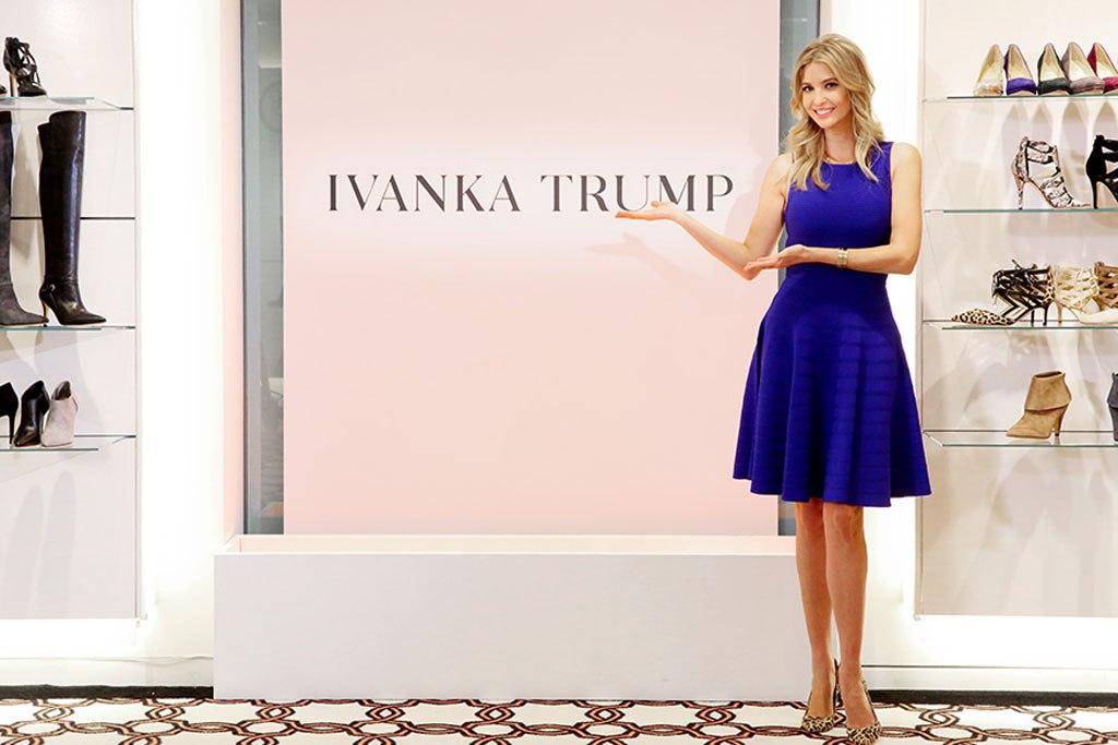 Ivanka Sales Soar