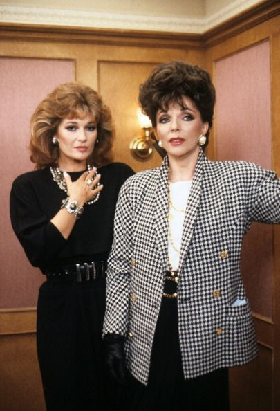 Power Dressing 1980s Dynasty(1)