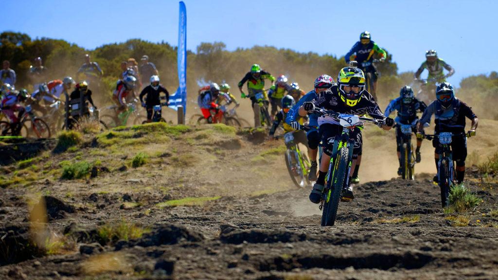 Bike Race - Rocky