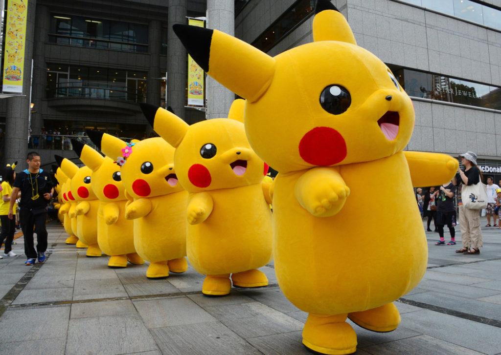 Pikachu - Line