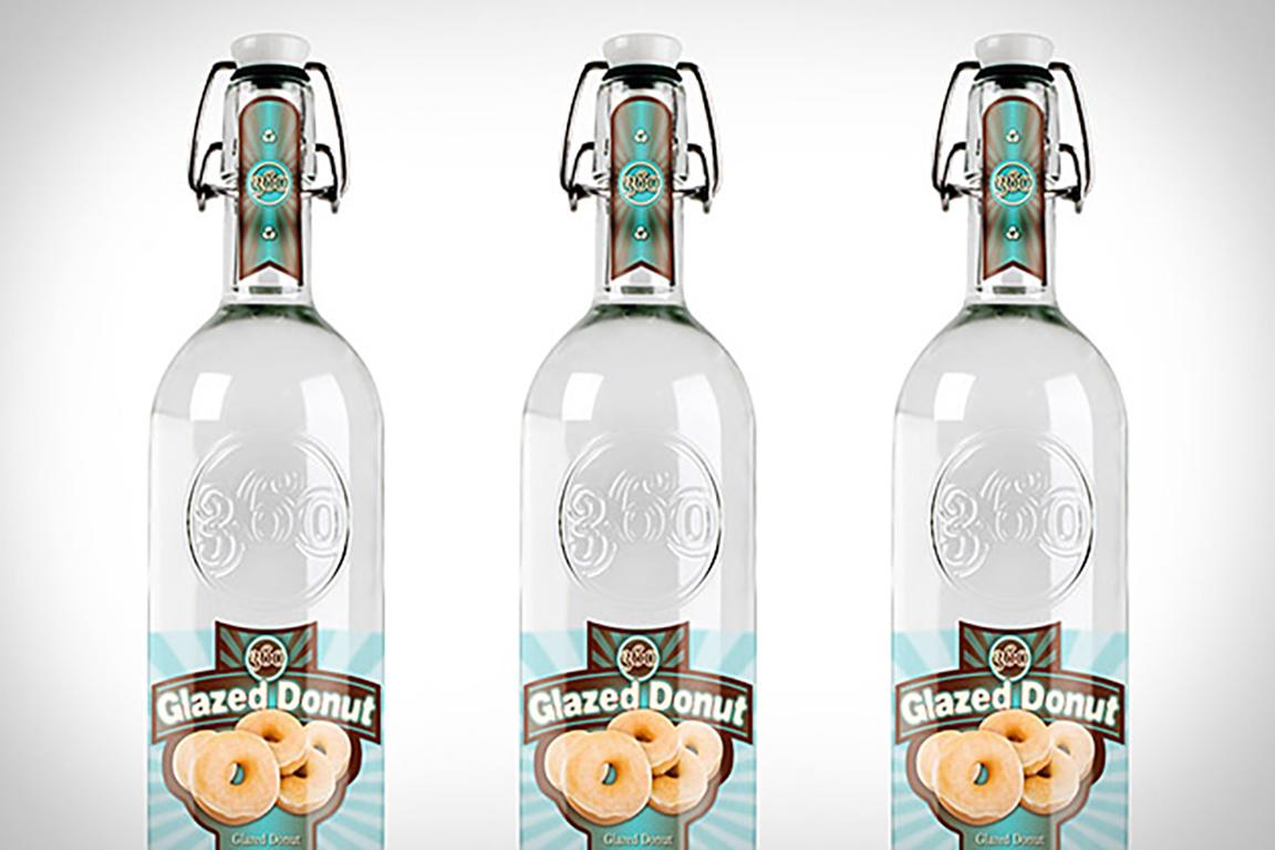 glazed-donut-vodka