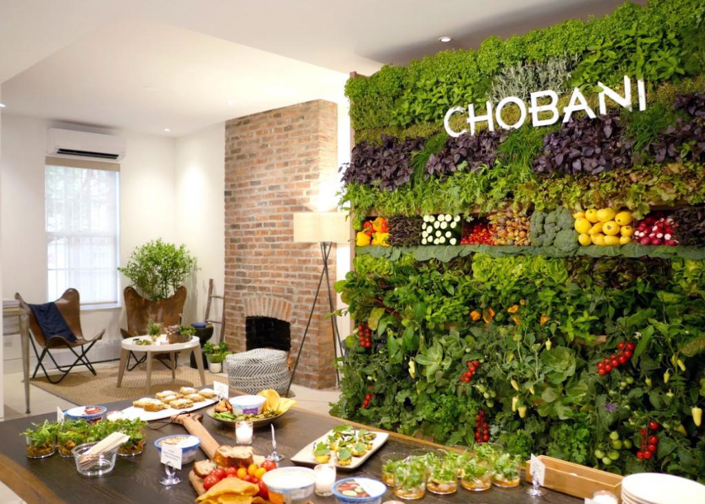 Chobani Dips - Produce Wall