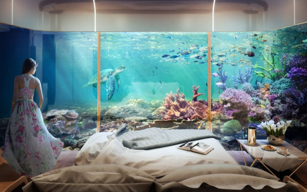 Seahorse Home - Bed