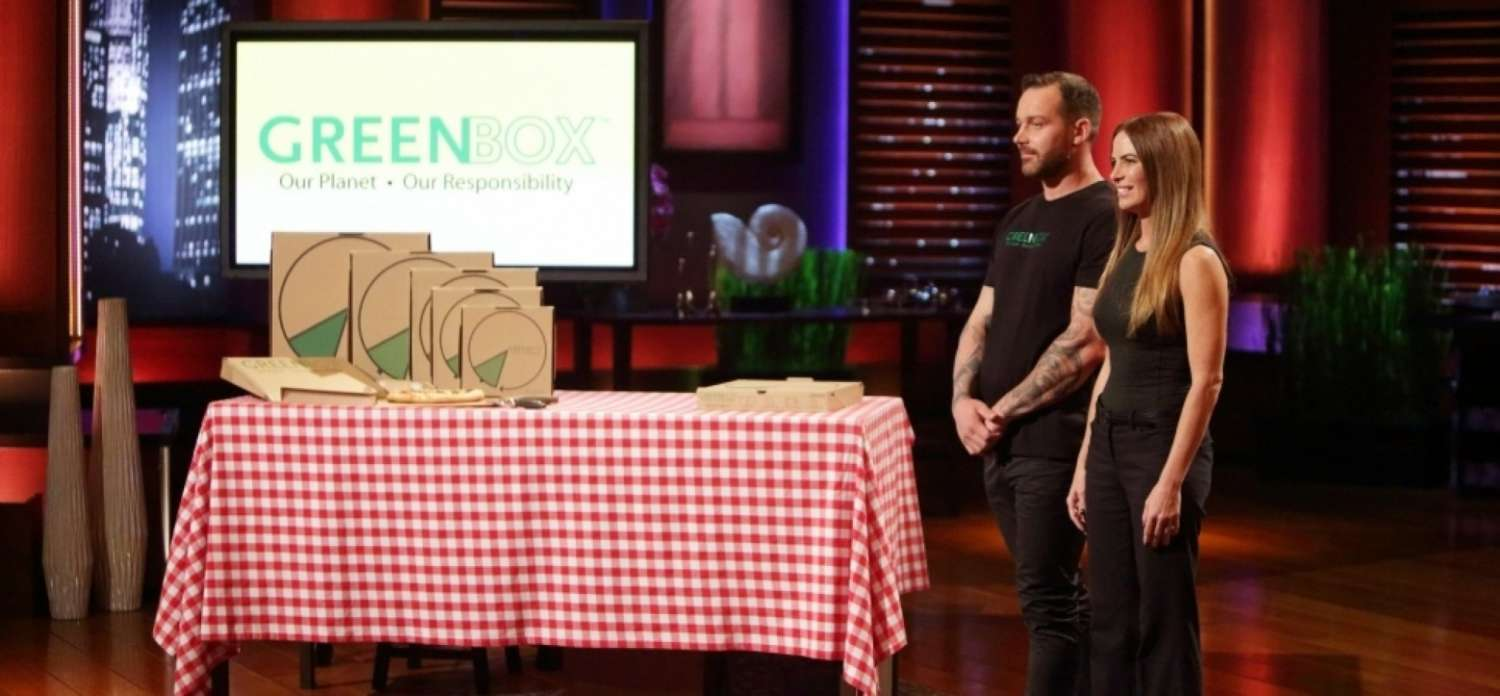 Pizza Box - Shark Tank