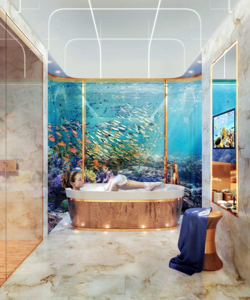 Seahorse Home - Tub