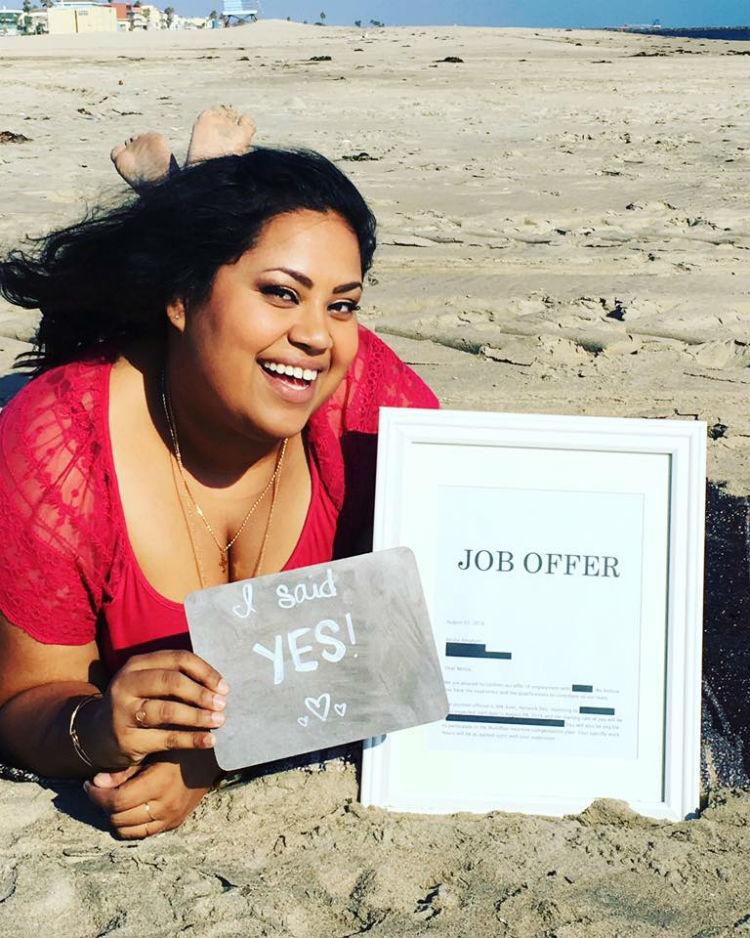 Job Offer - Beach