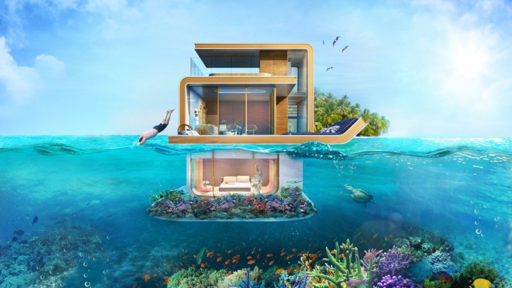 Seahorse Home - Feature