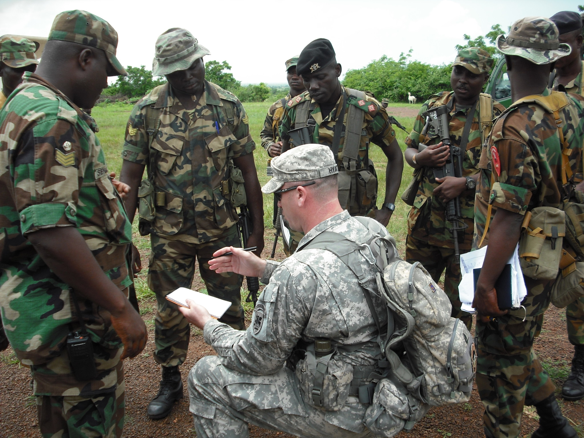 Training-Africa