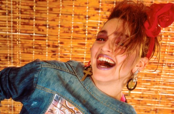 1980s Madonna Getty Images(1)