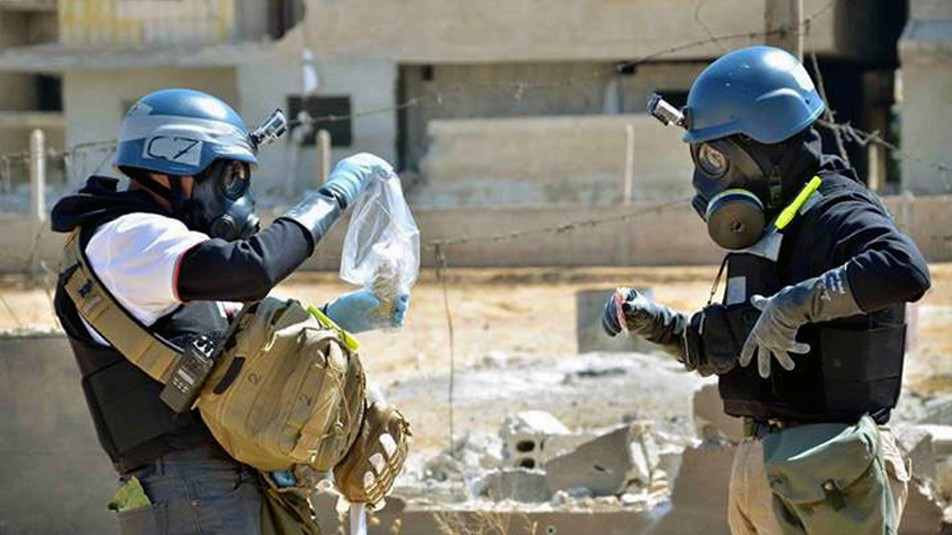 syria chemical attack innocent civilians dead